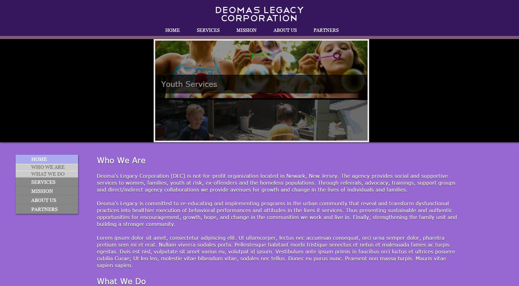 Deoma's Legacy Corporation